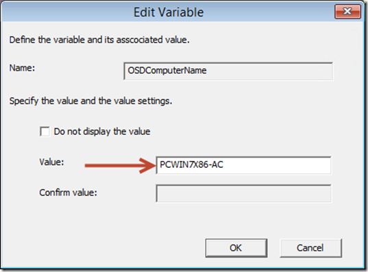 Prompt for computer name during Configmgr 2012 R2 os